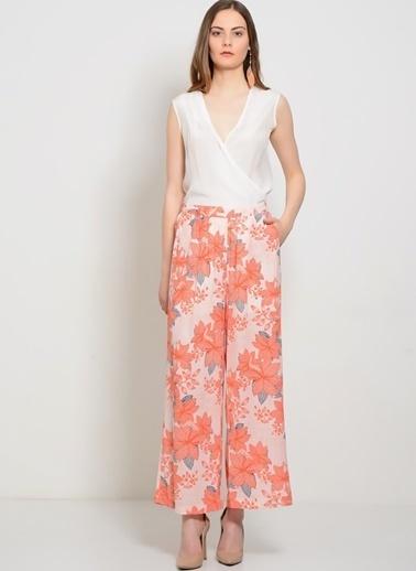 Vero Moda Pantolon Beyaz